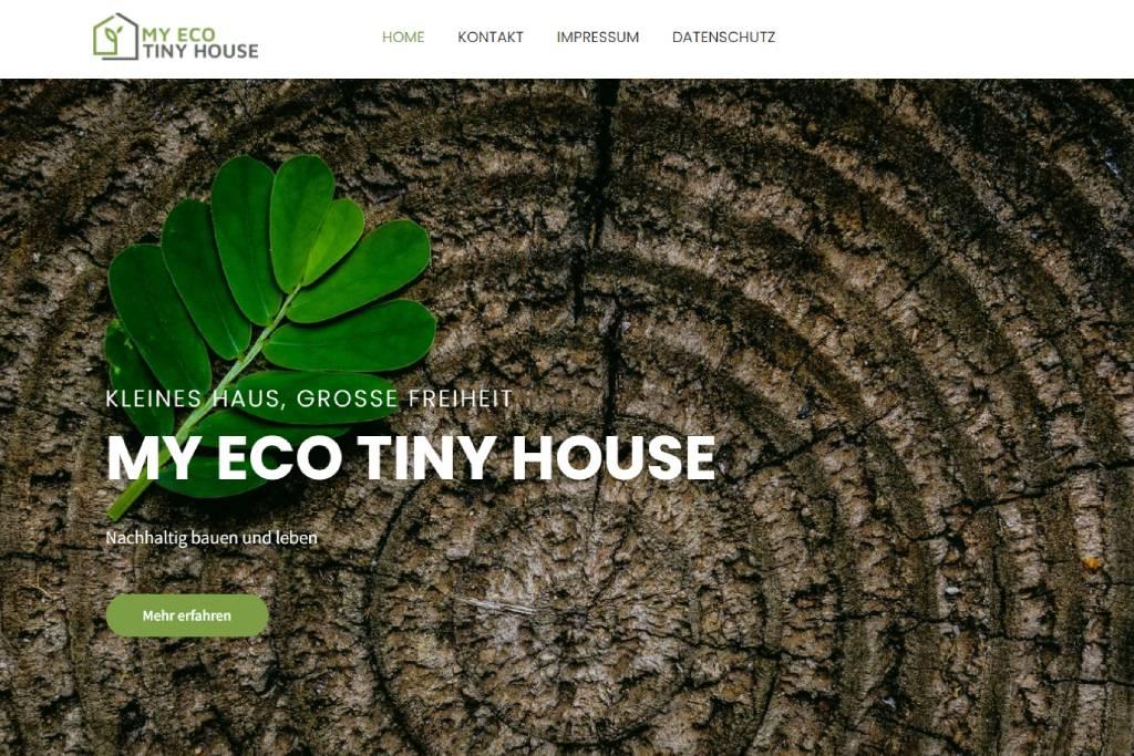 My Eco Tiny House