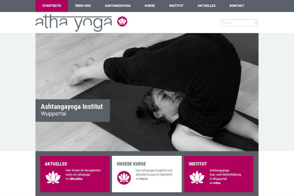 Athayoga Wuppertal